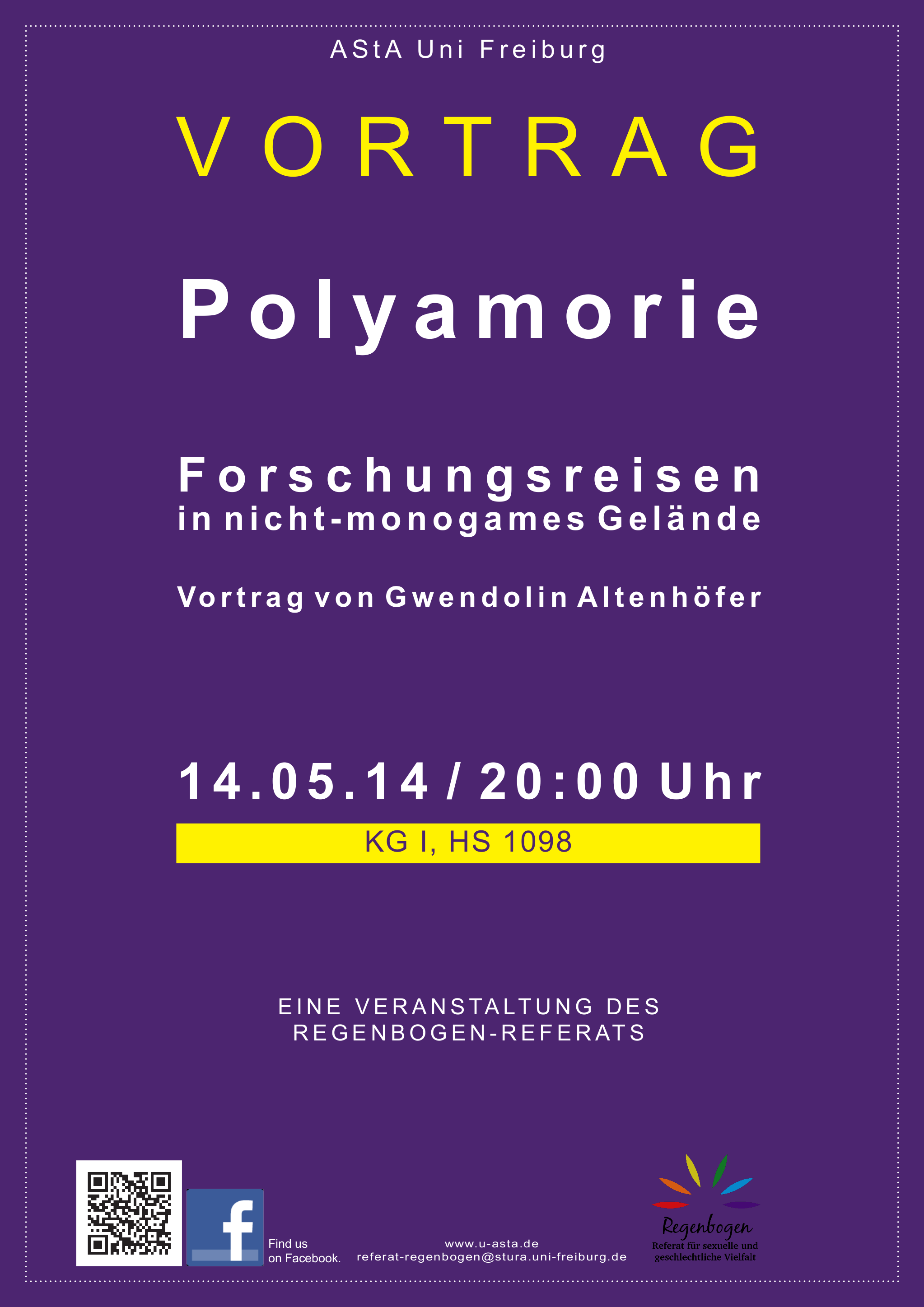 vortrag polyamorie - forschungsreisen in nicht-monogames gelände